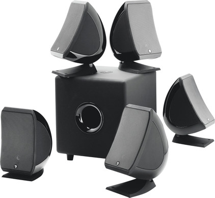 Focal Sib&Cub3 Zwart (set)