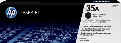 HP 35A LaserJet Toner Zwart (CB435A)
