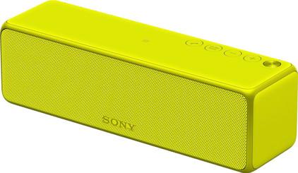Sony H.ear Go SRS-HG1 Geel
