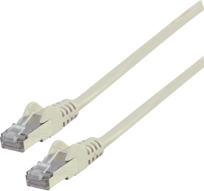 Valueline Netwerkkabel UTP CAT5e 0,5 meter Wit