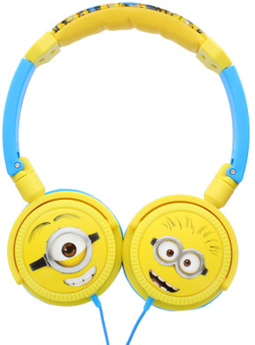 Minions hoofdtelefoon