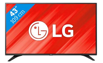 LG 43LH604V