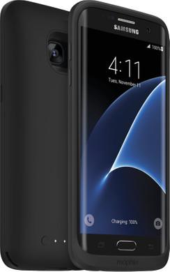 Mophie Juice Pack Samsung Galaxy S7 Edge Zwart