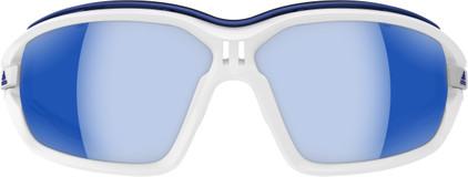 Adidas Evil Eye Evo Pro S White Shiny White/Blue Mirror