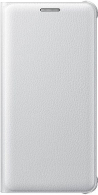 Samsung Galaxy A3 (2016) Flip Wallet Wit