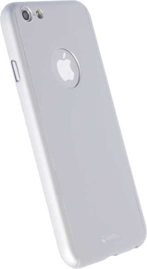 Krusell Arvika Cover Apple iPhone 7 Plus/8 Plus Zilver