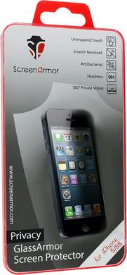 Screenarmor GlassArmor Privacy Glass Apple iPhone 5/5S/SE