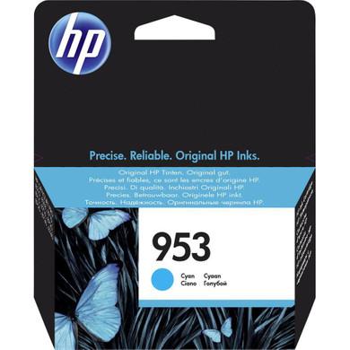 HP 953 Cartridge Cyaan (F6U12AE)
