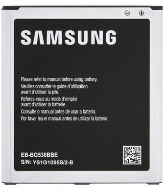 Samsung Galaxy Grand Prime Accu 2600 mAh