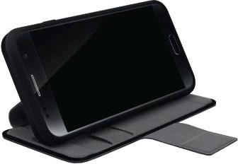 Black Rock Material Pure Portfolio Samsung Galaxy S7 Zwart