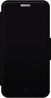 Black Rock Material Pure Wallet Samsung Galaxy S6 Zwart