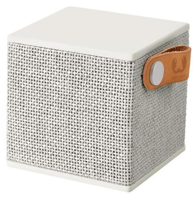 Fresh 'n Rebel Rockbox Cube Fabriq Edition Grijs
