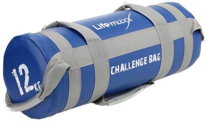 Lifemaxx Challenge Bag 12 kg Blue