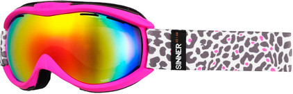 Sinner Toxic Knockout Pink + Red Revo Lens