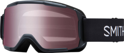 Smith Daredevil Junior Black + Ignitor Lens