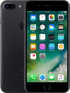Apple iPhone 7 Plus 256 GB Zwart