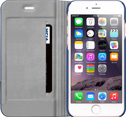 Laut Apex Knit Apple iPhone 7 Blauw