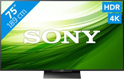 Sony KD-75ZD9