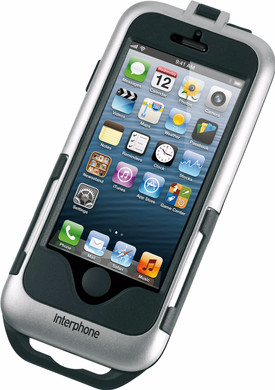 Interphone Apple iPhone 5/5S/SE Motorhouder