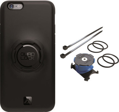 QuadLock Motor/E-bike/Racefiets/Fietshouder Kit Apple iPhone 7