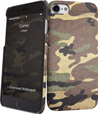 i-Paint Cover Apple iPhone 7/8 Camo
