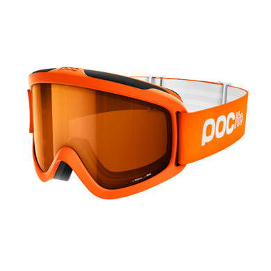POC POCito Iris Zink Orange + Sonar Orange Lens