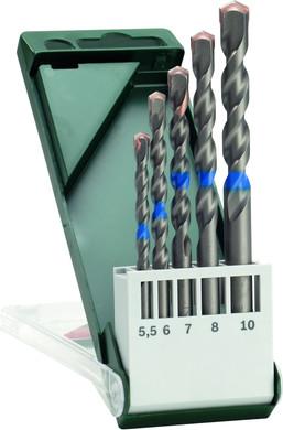 Bosch 5-delige Borenset
