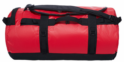 The North Face Base Camp Duffel TNF Red/TNF Black - M