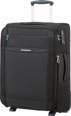 Samsonite Dynamo Expandable Upright 55 cm Black