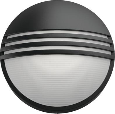 Philips myGarden Yarrow Wandlamp Zwart
