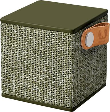 Fresh 'n Rebel Rockbox Cube Fabriq Edition Groen