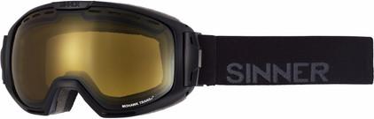 Sinner Mohawk Black + Orange Sintec Trans+ Lens