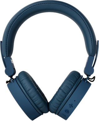 Fresh 'n Rebel Caps Bluetooth Blauw