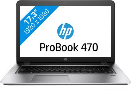 HP ProBook 470 G4 i5-8gb-128ssd+1tb-930mx
