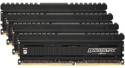 Crucial Ballistix Elite 16 GB DIMM DDR4-3200 4 x 4 GB