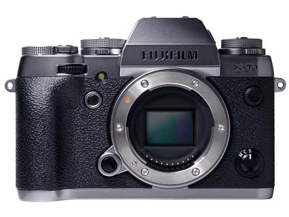 Fujifilm X-T1 Graphite Silver Edition Body