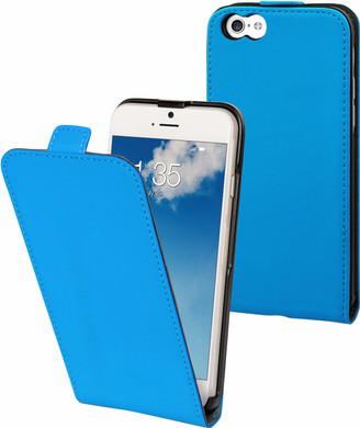 Muvit Folio Apple iPhone 6/6s Flip Case Blauw