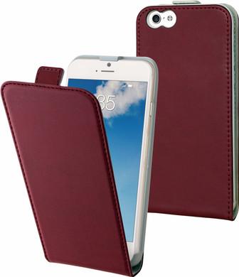 Muvit Folio Apple iPhone 6/6s Flip Case Rood