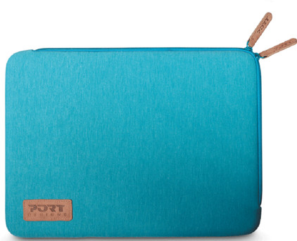 Port Designs Torino Sleeve 13,3'' Turquoise