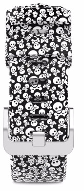 Just in Case Sport Polsband Fitbit Charge 2 Skull