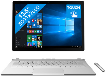 Microsoft Surface Book - i5 - 8 GB - 128 GB