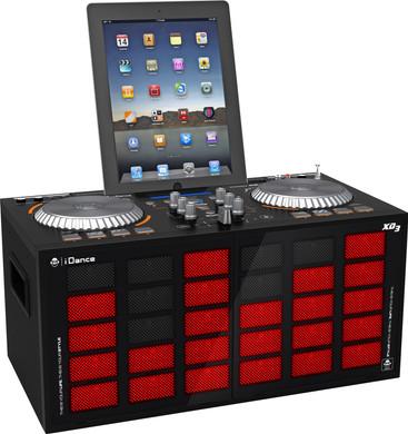 iDance Audio Party System XD3 Zwart