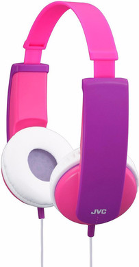 JVC HA-KD5 Tiny Phones Roze