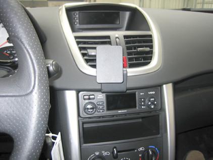 Brodit ProClip Peugeot 207 06-11 Center