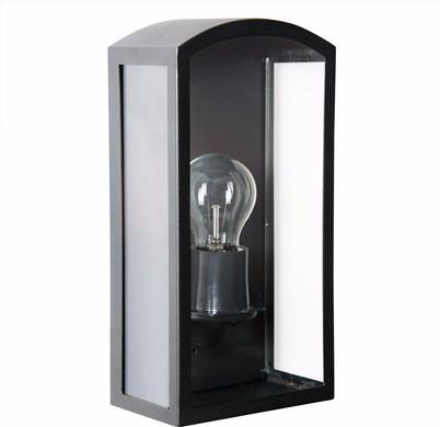 KS Verlichting Como Wandlamp Zwart
