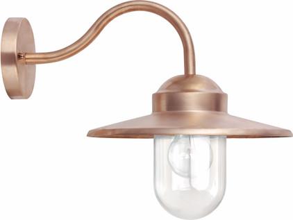 KS Verlichting Dolce Wandlamp Koper
