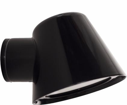 KS Verlichting Vita Cup Wandlamp Zwart - Coolblue - alles voor een ...