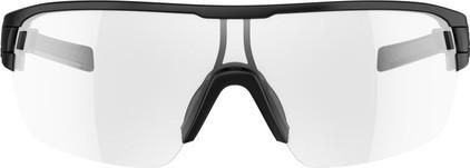 Adidas Zonyk aero L Black Matt / Vario Clear Grey Lens