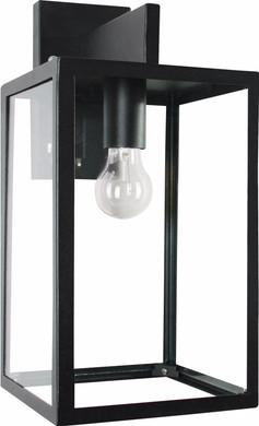 KS Verlichting Hampton Wandlamp Zwart - Coolblue - alles voor een ...