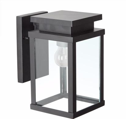 KS Verlichting Jersey M Wandlamp Zwart - Coolblue - alles voor een ...